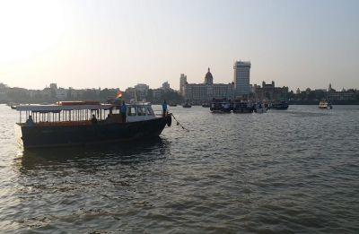 Maharashtra: Boat carrying chief secretary capsizes near Shivaji Smarak; all rescued