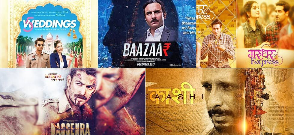 Grab Your Popcorn Here Is A List Of 5 Bollywood Movies Releasing