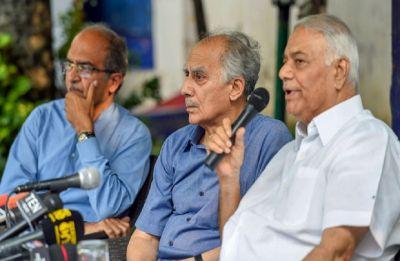 Yashwant Sinha, Arun Shourie, Prashant Bhushan move Supreme Court seeking CBI probe into Rafale deal
