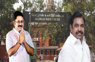 AIADMK hails Madras HC verdict on disqualification of rebel MLAs, says government's stability proven
