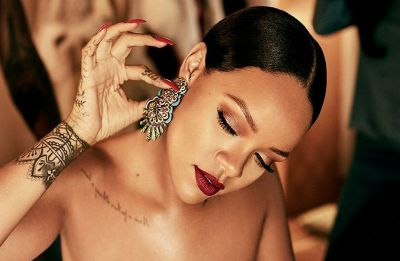 Halloween 2018: This black-lipstick tutorial of Rihanna is the ultimate makeup steal