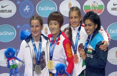 Pooja Dhanda creates history with wrestling bronze in World Championship