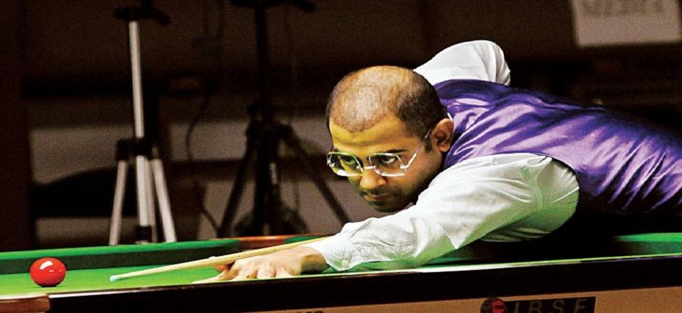 Sourav Kothari wins World Billiards title (Photo- Twitter)
