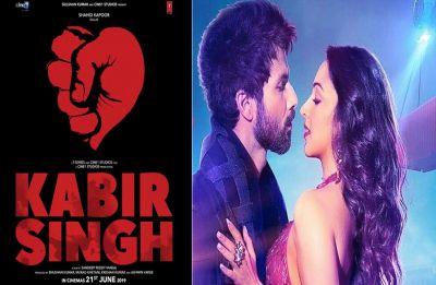 Shahid Kapoor and Kiara Advani's Hindi remake of Arjun Reddy titled Kabir Singh