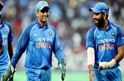 MS Dhoni out of West Indies, Australia T20s; Rohit Sharma back in Test squad