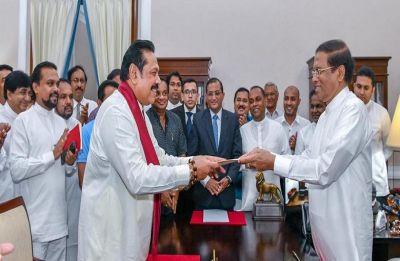 Former Sri Lankan strongman Mahinda Rajapaksa becomes new PM after President Sirisena sacks Premier