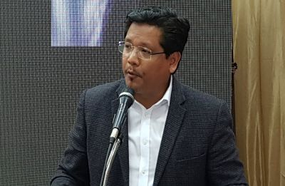 Chittagong port a boon for the Northeast: Conrad Sangma