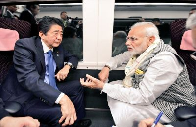 From Shinzo Abe's personal villa to robot factory: How PM Modi spent Day 1 in Japan
