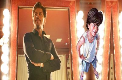 Shah Rukh Khan has 'similar dimples to Bauua, but needs to work on his dressing sense'
