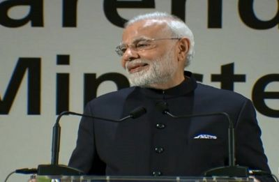 Modi in Japan: PM addresses Indian diaspora in Tokyo, says will grab world's attention on Sardar Patel's birth anniversary