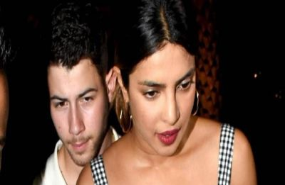 Priyanka Chopra is already a bride in this Marchesa Fashion gown