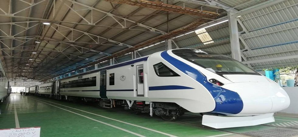 Train 18: India's first engine-less train to begin trials today