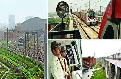 Shiv Vihar-Trilokpuri Sanjay Lake section of Delhi Metro's Pink Line to chug from October 31