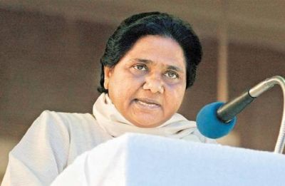 Mayawati seeks apology from those flaying BSP for statues of Dalit leaders in Uttar Pradesh