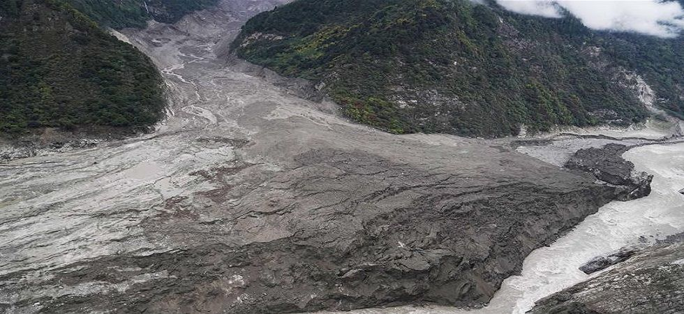 China again alerts India about possible floods in Brahmaputra (Photo- Twitter)