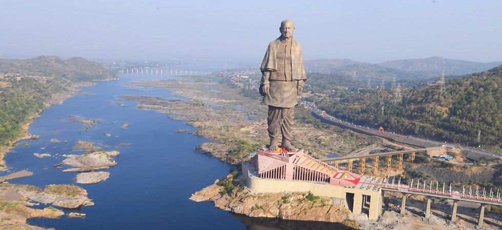 Image result for 1.5 lakh people visited the Statue of Unity and  60000 people  visited Gir