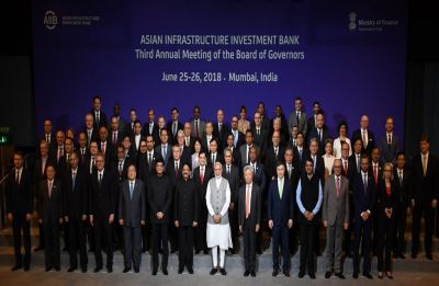 India biggest commitment for AIIB: Official