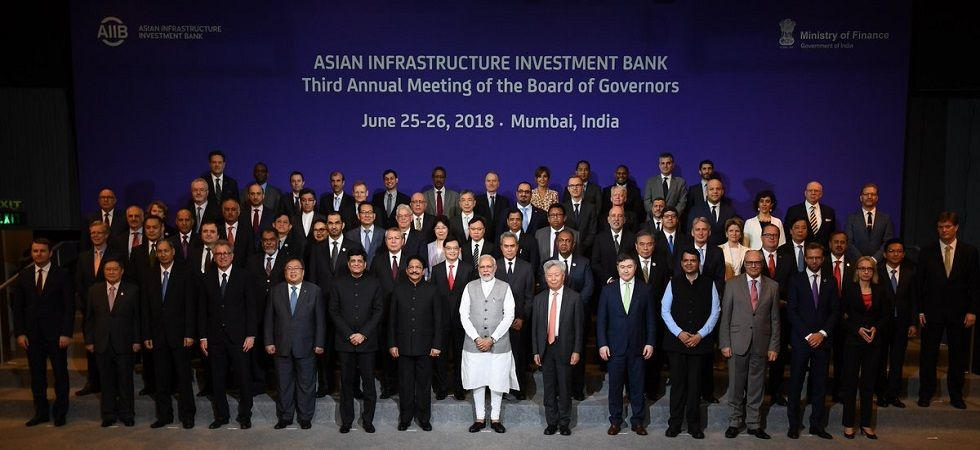 India biggest commitment for AIIB: Official (File Photo- Twitter/PIB)