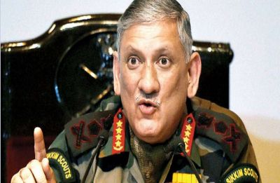 Indo-Pacific: India has no extra-territorial ambitions, says Army Chief General Bipin Rawat