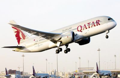 Qatar Airways Doha flight hits water tanker before takeoff at Kolkata airport