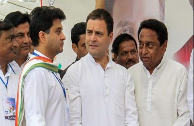 Intense infighting playing spoilsport for Congress in Madhya Pradesh