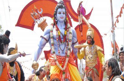 Amid raging stir over Ram Temple, Yogi Adityanath to lay foundation stone for 100-metre long Lord Rama statue in Ayodhya