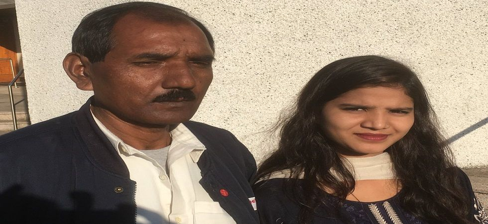 Husband of Pakistan blasphemy case woman calls for her protection (Photo- Twitter/@acn_uk)