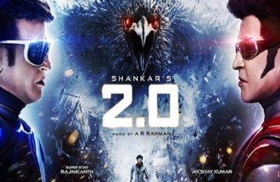 Trailer of Rajinikanth, Akshay Kumar-starrer '2.0' released