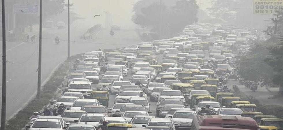 Air pollution in Delhi akin to smoking 15-20 cigarettes a day, doctors say
