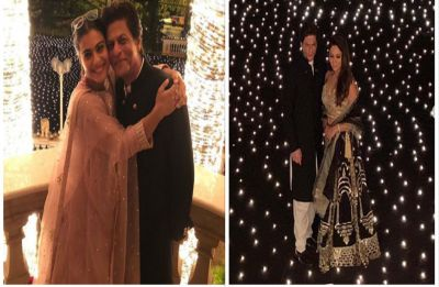 Shah Rukh Khan's Diwali party: Alia, Kajol, Kareena and others dress to impress!