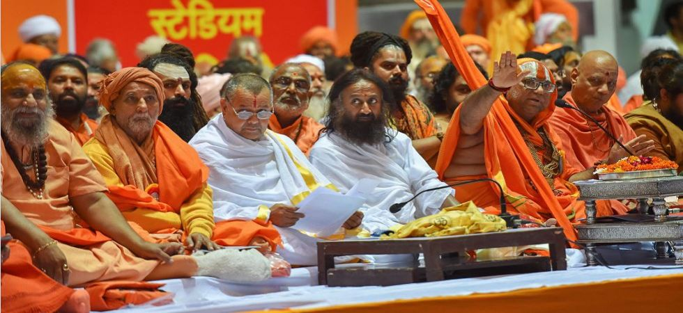Ram Temple is people's wish and it should be fulfilled: Sri Sri (Photo Source: PTI)
