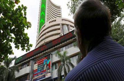 Sensex drops 61 points on negative global cues, weak rupee