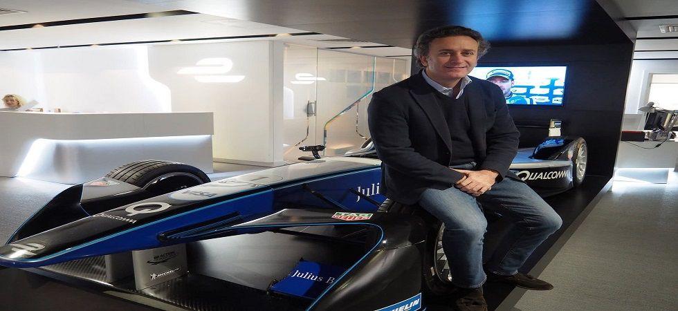 Formula E CEO Alejandro Agag (Photo- Twitter)