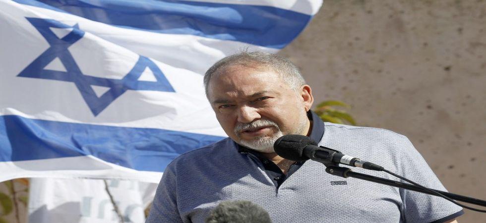 Israel thanks Trump as Iran sanctions take effect (Israeli Defence Minister Avigdor Lieberman)