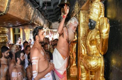 Amid tight security, Sabarimala Temple gates reopen for two days; gender favouritism yet to be relieved