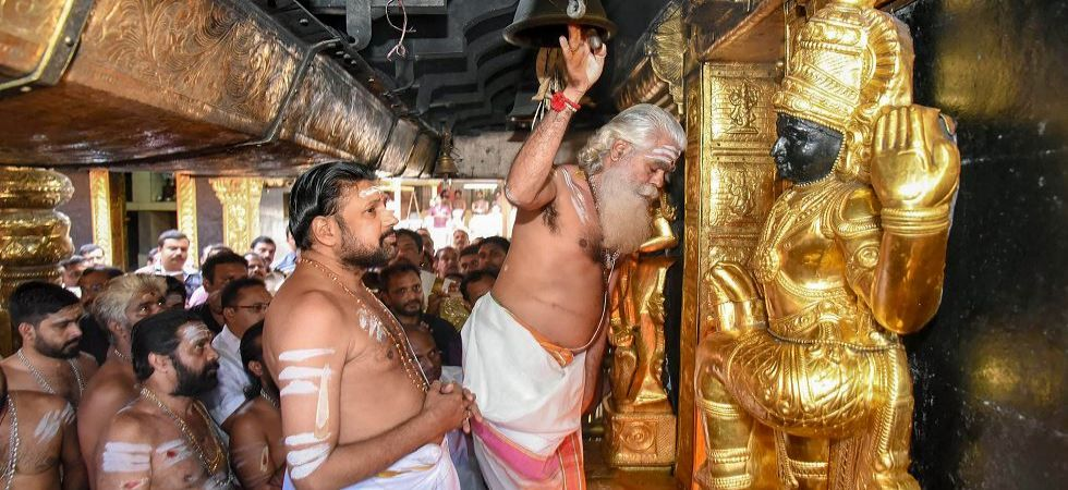 Sabarimala Temple: Lord Ayyappa shrine to open for monthly puja amid tight security today