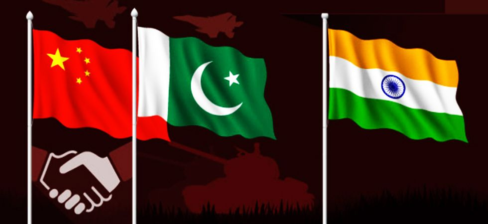Motivated peace overtures to India by China-Pak axis (Photo: Twitter)
