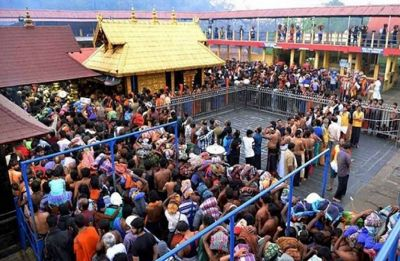 Sabarimala reopens but no women aged 10-50 years seen inside temple