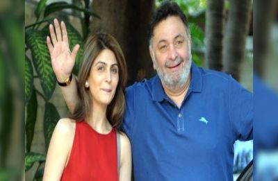 Rishi Kapoor's daughter Riddhima on her father's health: He's fine, nothing to worry about