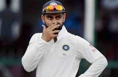 Don't live in India if you like players from other countries, Virat Kohli lashes out at fan