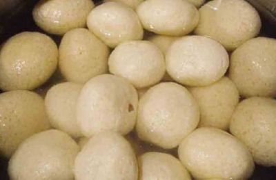 'Rosogolla Day' to be celebrated in West Bengal on Nov 14