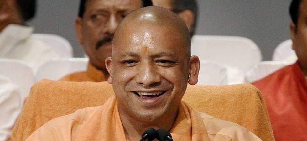 UP CM Yogi Adityanath flags BJP's Hindutva agenda, says 'Ayodhya is recognised from Lord Ram' (PTI photo)