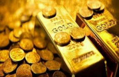 Gold loses sheen on subdued demand, priced Rs 32,250 per 10 grams