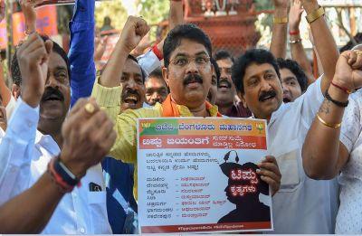 Tipu Jayanti: BJP warns of mounting protests across Karnataka, criticises CM Kumaraswamy