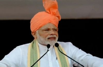 Narendra Modi in Bastar: Why is Congress backing urban Maoists who live in AC?