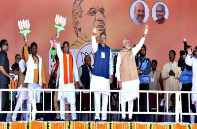 Chhattisgarh Elections: Campaigning for first phase of polls ends; BJP, Congress blame each other over Naxalism