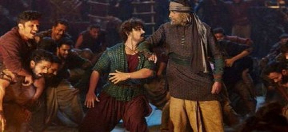 Thugs Of Hindostan Day 2 collection dips by 50%, Aamir-Amitabh charm seems to fade (Twitter photo)