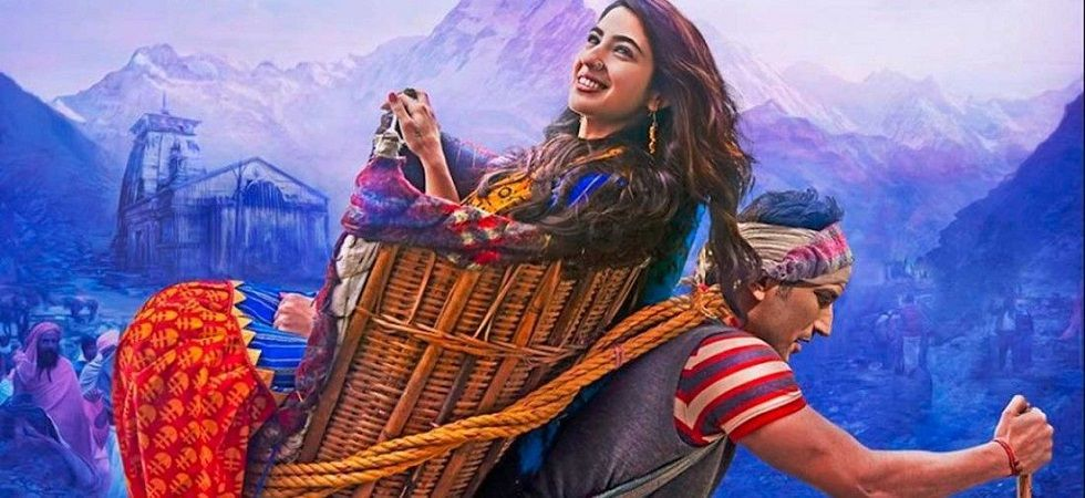 After 'Sarkar' movie row, Sara Ali Khan's 'Kedarnath' in trouble (Photo Source: Screen grab)