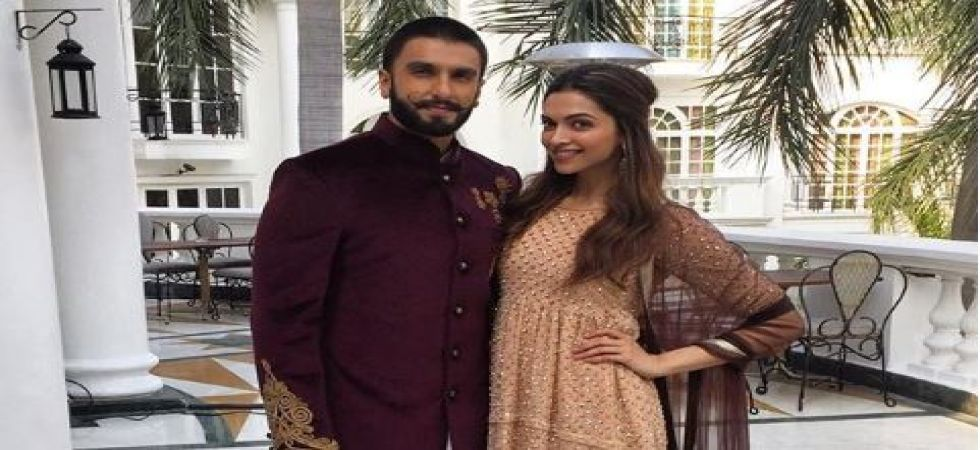 Ranveer Singh, Deepika Padukone leave for their destination wedding in Italy