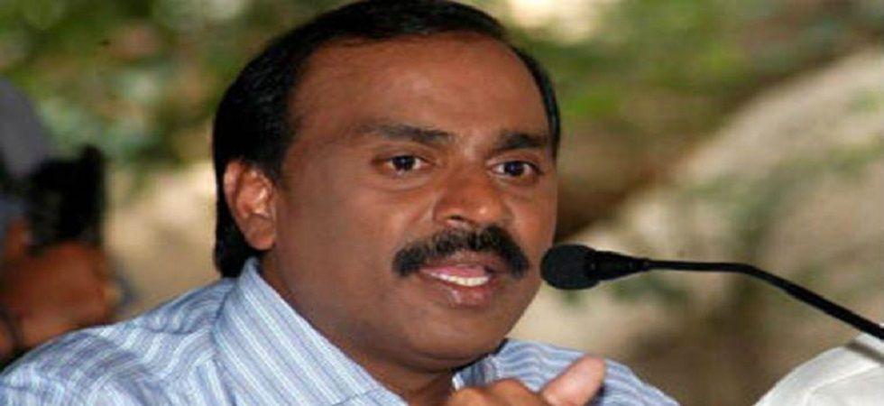 Former Karnataka minister and mining baron G Janardhana Reddy. (PTI/file)
